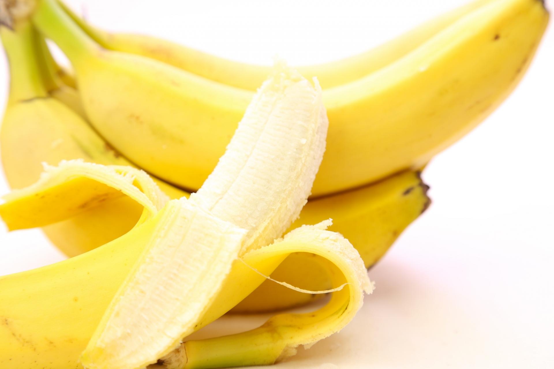 バナナに含まれる育毛に効果的な成分