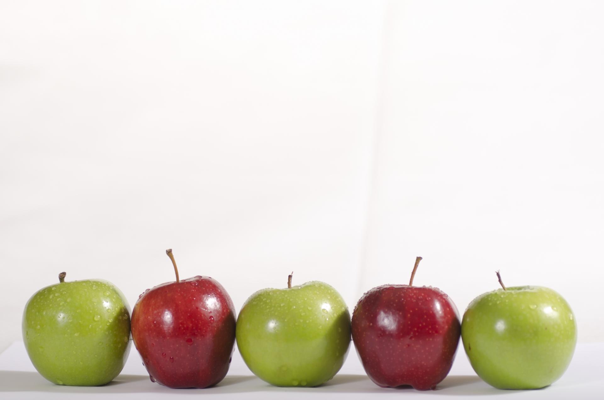 育毛効果的にりんごを摂取するコツ