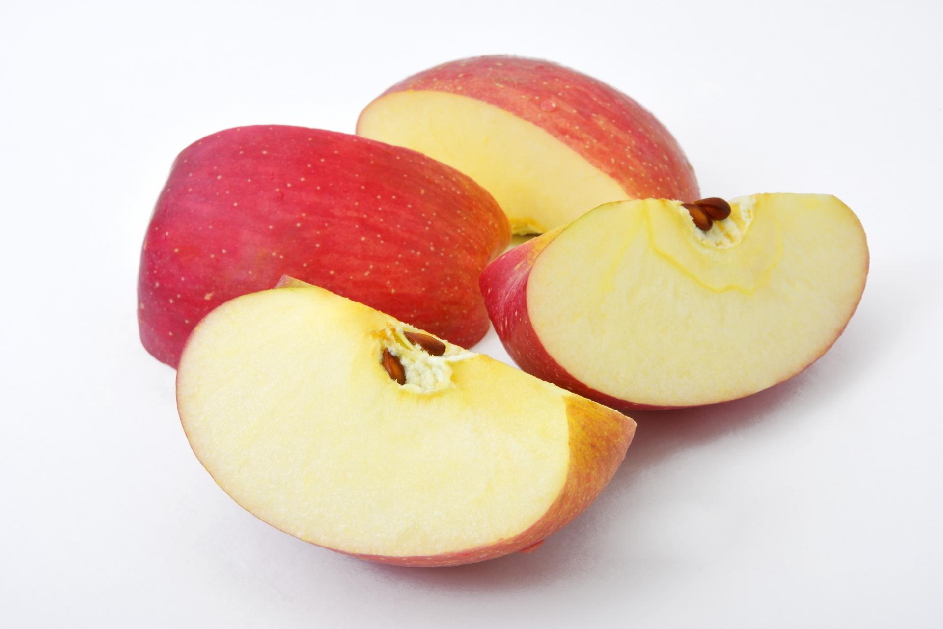 りんごが育毛・発毛にいいとされる理由