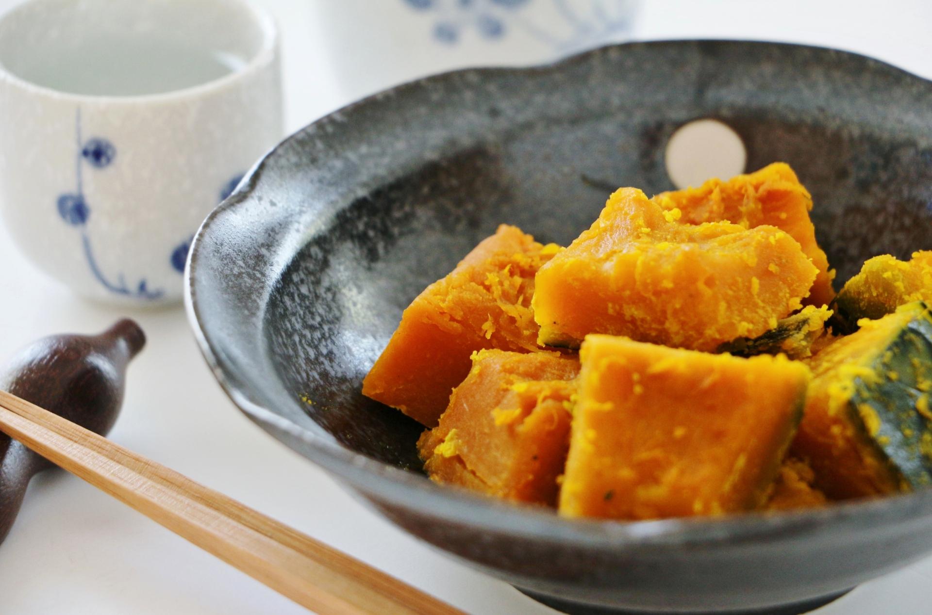 かぼちゃの種以外の実や皮に含まれる育毛に有効な栄養素