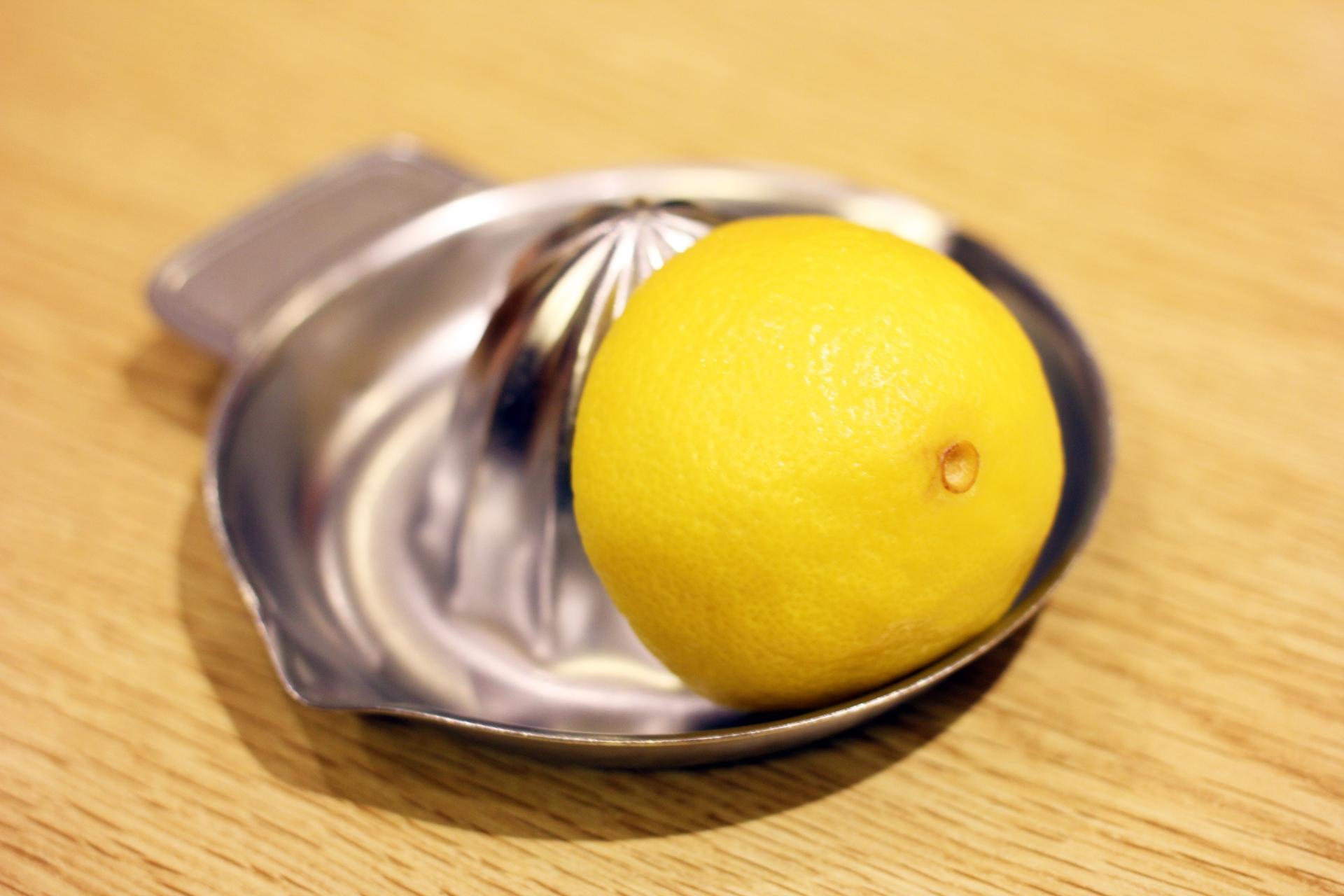 レモン汁と使った育毛・薄毛対策