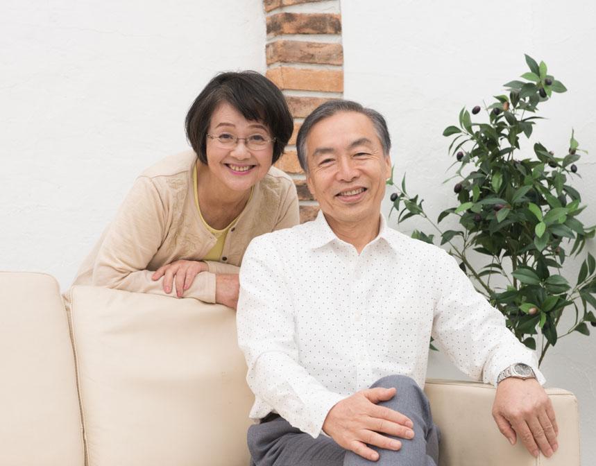 夫婦の髪に関する意識調査 妻は夫の変化をどう思ってる??
